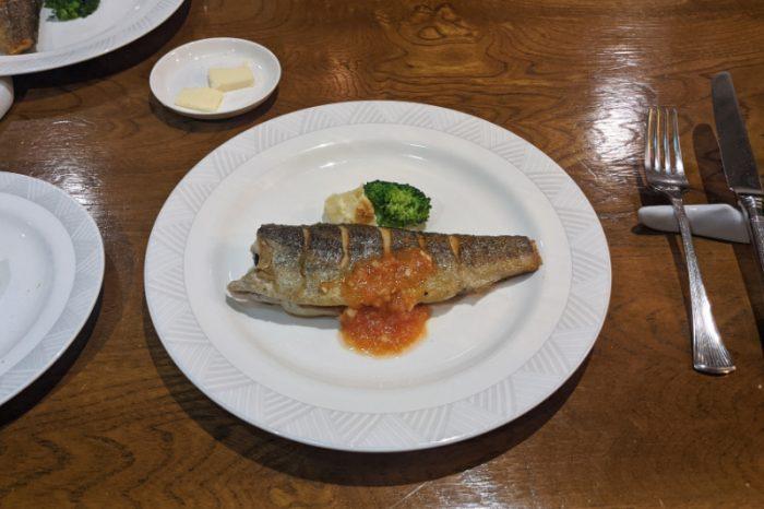 シェホシノのディナー