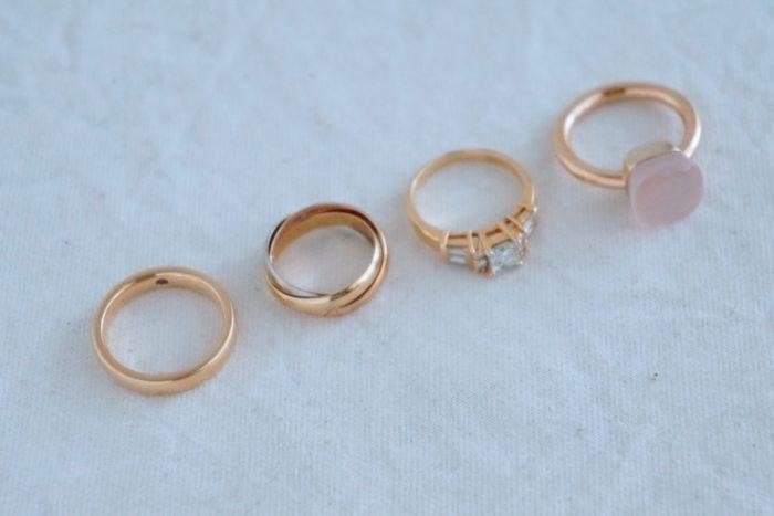 よく使う指輪