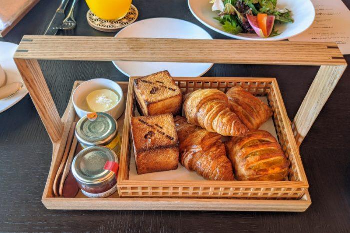 リッツカールトン日光の朝食